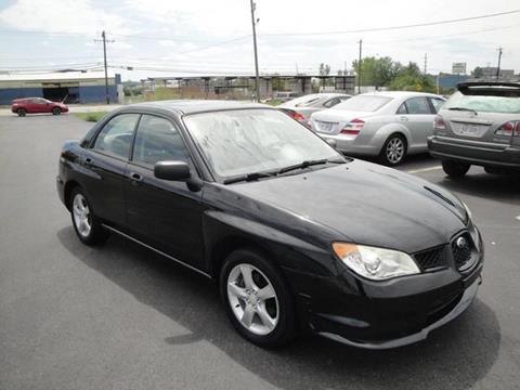 2007 Subaru Impreza for sale in Cincinnati, OH