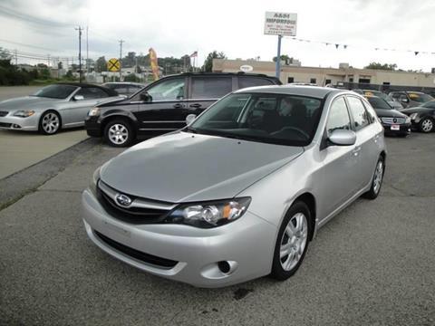 2011 Subaru Impreza for sale in Cincinnati, OH