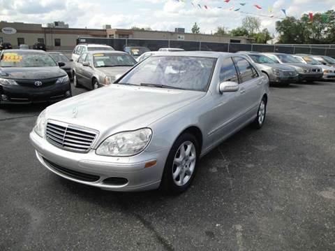 2006 Mercedes-Benz S-Class for sale in Cincinnati, OH