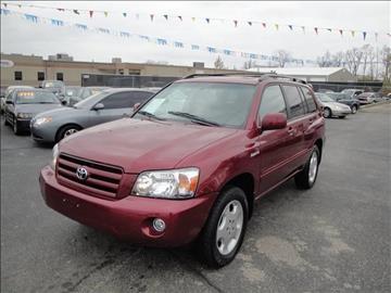 2005 Toyota Highlander for sale in Cincinnati, OH