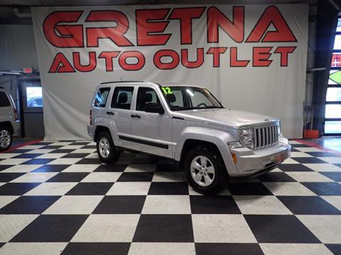 2012 Jeep Liberty for sale in Gretna, NE