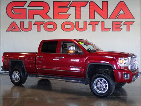 2015 GMC Sierra 2500HD for sale in Gretna, NE