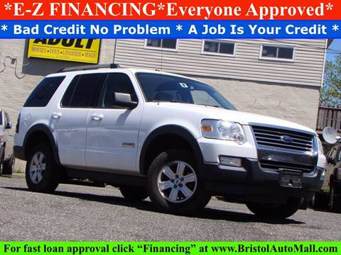 2007 Ford Explorer for sale in Levittown, PA