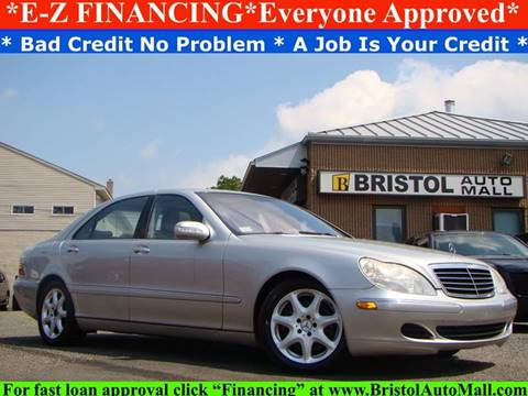 2003 Mercedes-Benz S-Class for sale in Levittown, PA