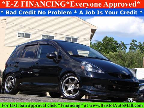 2007 Honda Fit for sale in Levittown, PA
