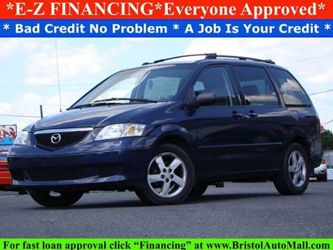 2002 Mazda MPV for sale in Levittown, PA