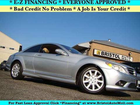 2009 Mercedes-Benz CL-Class for sale in Levittown, PA