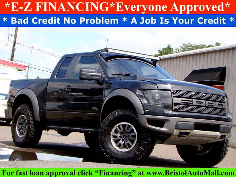 2011 ford f 150 4x4 svt raptor 4dr supercab styleside 5 5 ft sb in levittown pa bristol auto mall. Black Bedroom Furniture Sets. Home Design Ideas