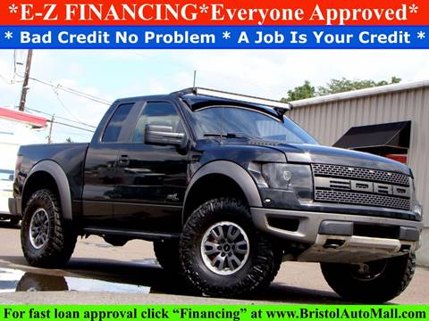 2011 Ford F-150 for sale at Bristol Auto Mall in Levittown PA