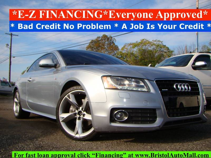 2009 Audi A5 Awd Quattro 2dr Coupe 6a In Levittown Pa Bristol