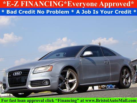 2009 Audi A5 for sale in Levittown, PA