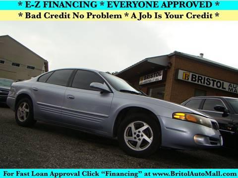 2004 Pontiac Bonneville for sale in Levittown, PA