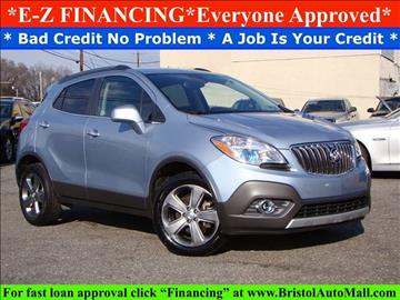 2013 Buick Encore for sale in Levittown, PA
