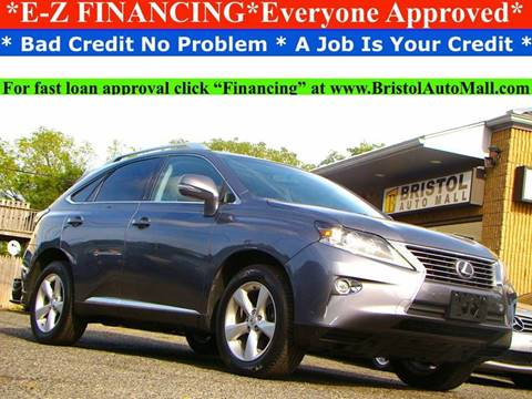 2015 Lexus RX 350 for sale in Levittown, PA