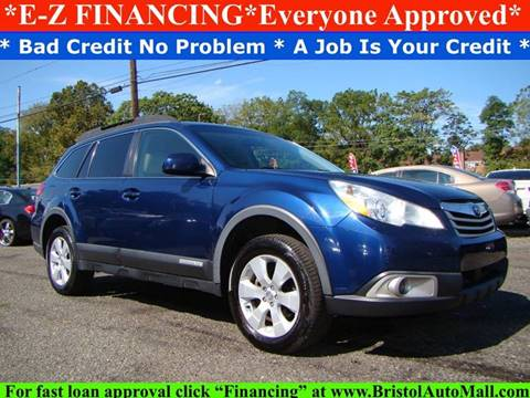 2010 Subaru Outback for sale in Levittown, PA