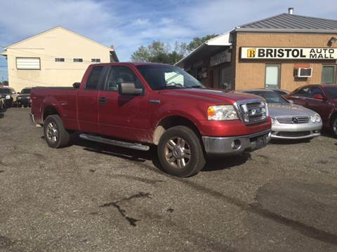 2008 Ford F-150 for sale in Levittown, PA