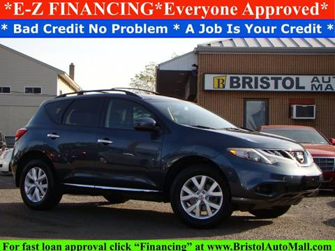 2011 Nissan Murano for sale in Levittown, PA