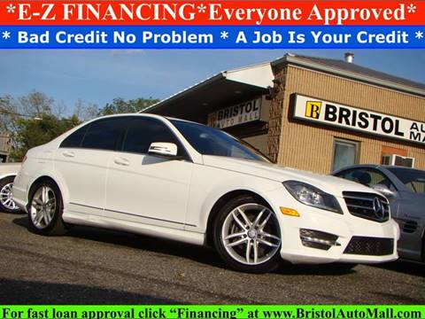 2013 Mercedes-Benz C-Class for sale in Levittown, PA