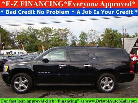2007 Chevrolet Suburban for sale in Levittown, PA