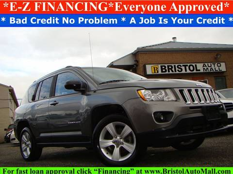 2013 Jeep Compass for sale in Levittown, PA