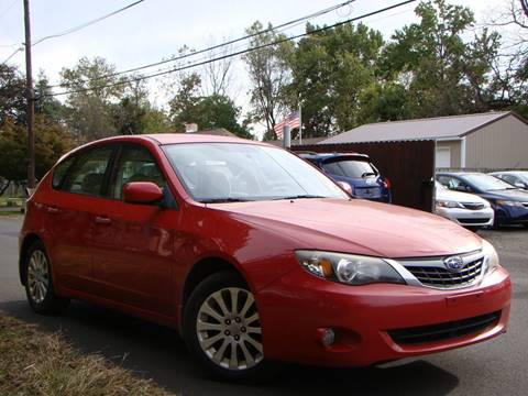 2008 Subaru Impreza for sale in Levittown, PA