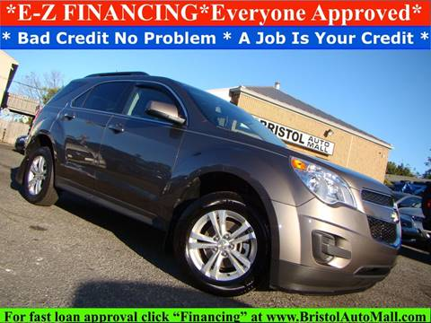 2012 Chevrolet Equinox for sale in Levittown, PA