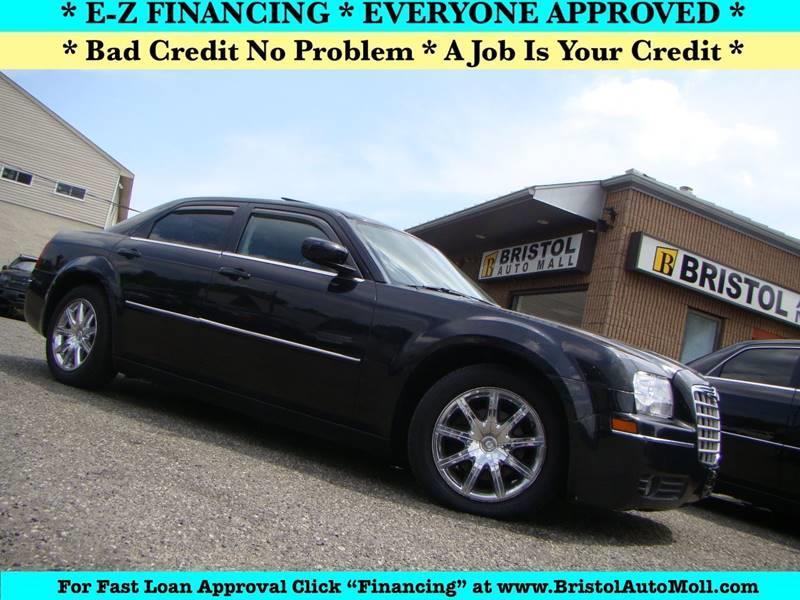 Chrysler Touring Dr Sedan In Levittown PA Bristol Auto - Chrysler financing
