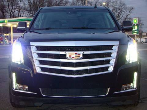 2015 Cadillac Escalade for sale at Bristol Auto Mall in Levittown PA