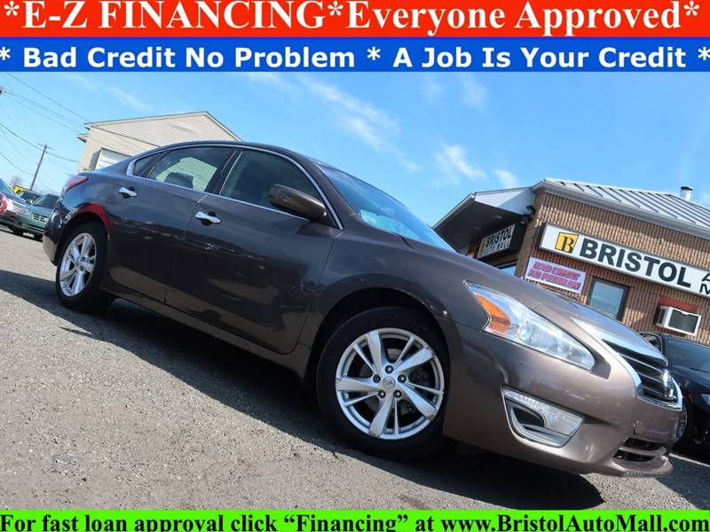 2013 Nissan Altima 2.5 SV 4dr Sedan   Levittown PA