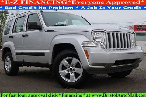 2012 Jeep Liberty for sale in Levittown, PA