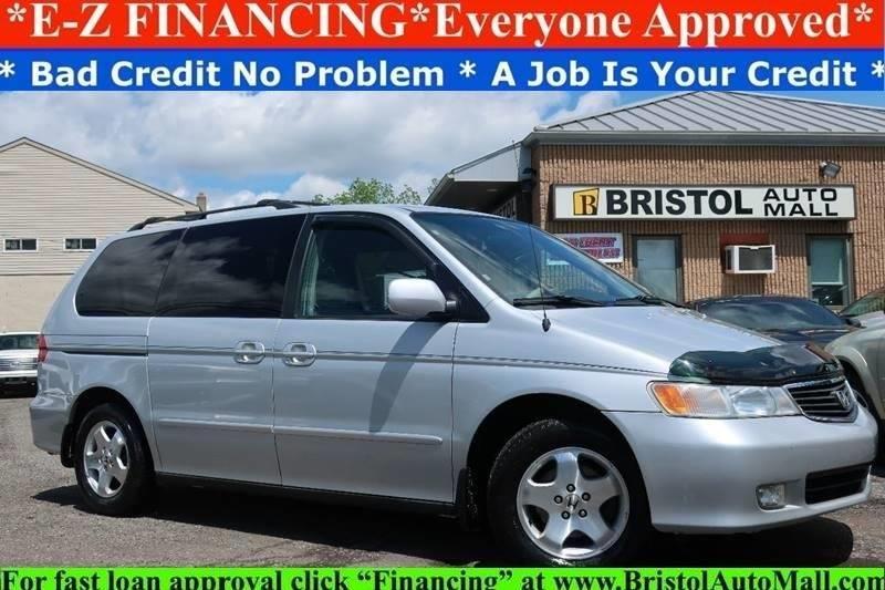2001 Honda Odyssey EX 4dr Mini Van   Levittown PA