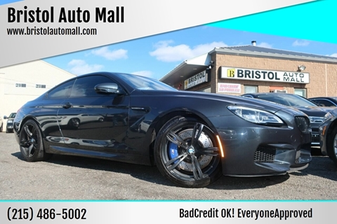 2016 BMW M6 for sale in Levittown, PA