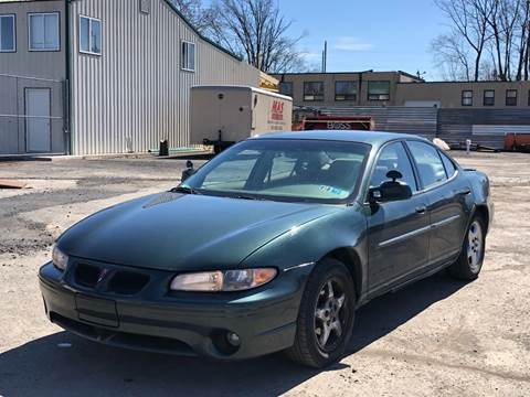 2001 Pontiac Grand Prix for sale in Levittown, PA