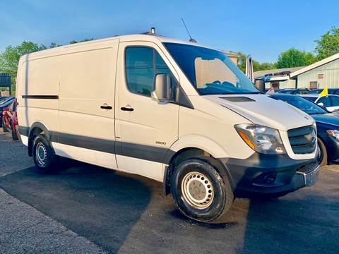 2014 Mercedes-Benz Sprinter Cargo for sale in Levittown, PA