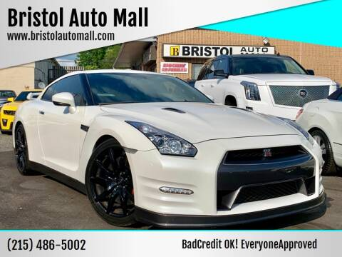 2012 Nissan GT-R for sale at Bristol Auto Mall in Levittown PA