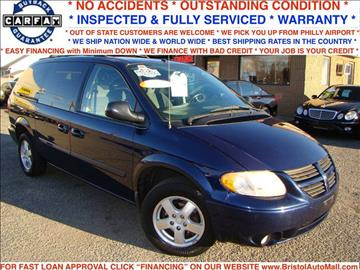 2006 Dodge Grand Caravan for sale in Levittown, PA