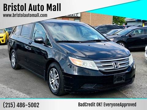 2011 Honda Odyssey for sale in Levittown, PA