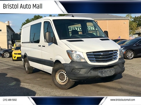 2014 Freightliner Sprinter Cargo for sale in Levittown, PA