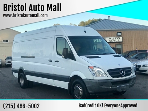 2012 Mercedes-Benz Sprinter Cargo for sale in Levittown, PA