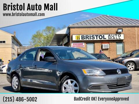 2014 Volkswagen Jetta for sale at Bristol Auto Mall in Levittown PA