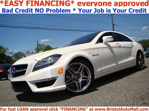 2012 Mercedes-Benz CLS for sale at Bristol Auto Mall in Levittown PA