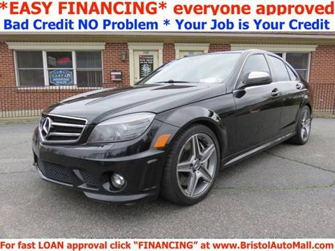 2009 Mercedes-Benz C-Class for sale in Levittown, PA