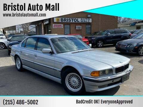 1997 BMW 7 Series for sale at Bristol Auto Mall in Levittown PA