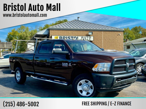 2014 RAM Ram Pickup 3500 for sale at Bristol Auto Mall in Levittown PA