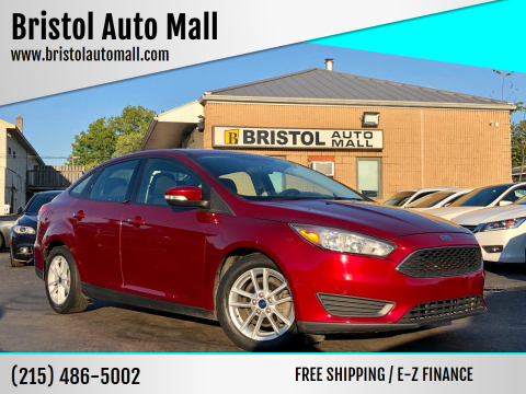 2014 Ford Focus for sale at Bristol Auto Mall in Levittown PA