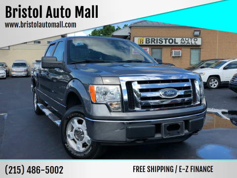 2009 Ford F-150 for sale at Bristol Auto Mall in Levittown PA
