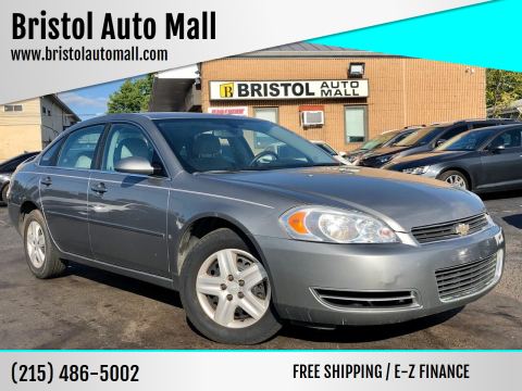 2006 Chevrolet Impala for sale at Bristol Auto Mall in Levittown PA