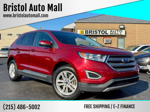 2016 Ford Edge for sale at Bristol Auto Mall in Levittown PA
