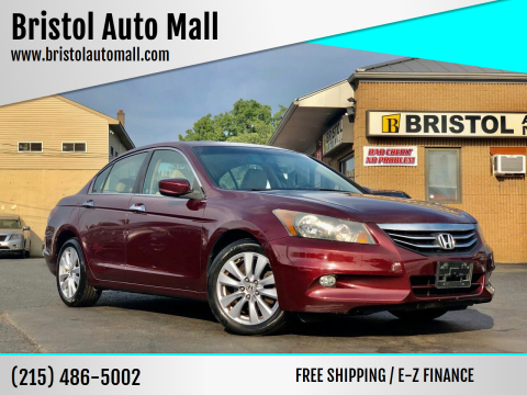 2011 Honda Accord for sale at Bristol Auto Mall in Levittown PA