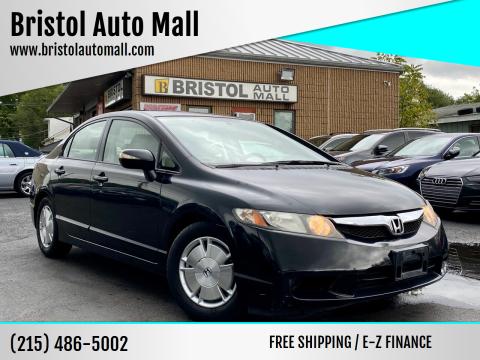 2010 Honda Civic for sale at Bristol Auto Mall in Levittown PA